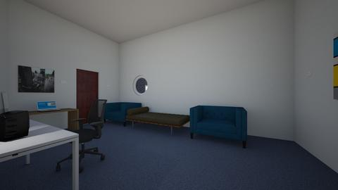 Studio Project for Class - Office  - by georgeindc