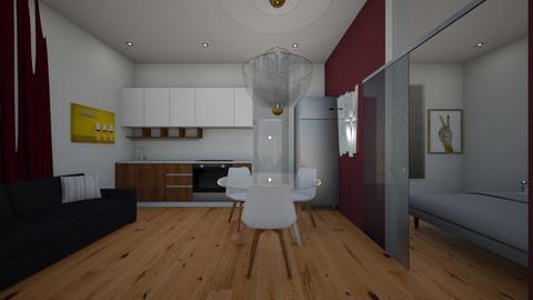 Condo Life - Minimal - Living room  - by jaiden2006