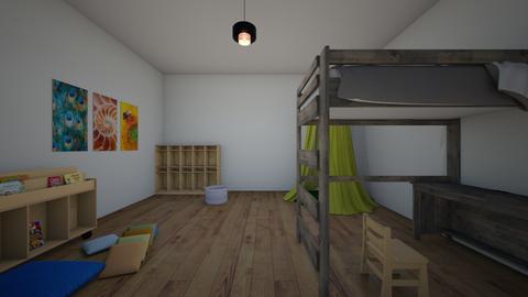 mily - Kids room - by lolmae9