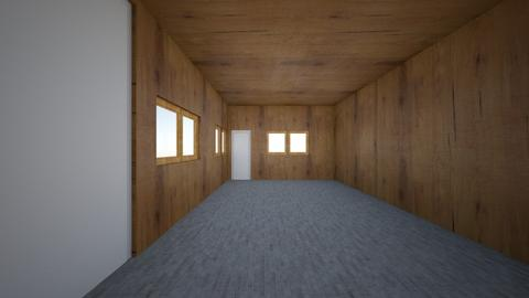 SheShed - Office  - by Jos0525