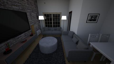 salon son hali 9 - Modern - Living room  - by filozof