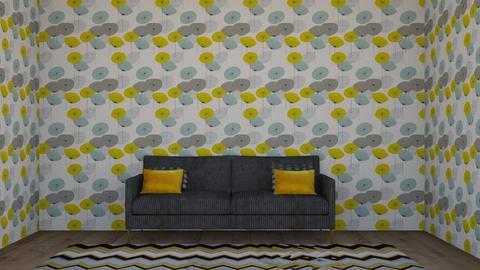 S i m p l i c i t y - Living room  - by DerpyMoggins