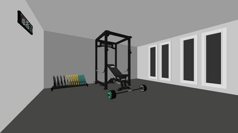 Home Gym - Modern - by abcdenunzio