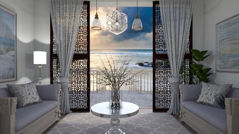 M_ Amara - Living room  - by milyca8