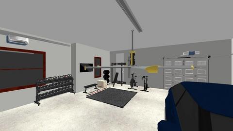 Joes Garage Gym - by rogue_42c5760e3c15b88fef751eeae3c44