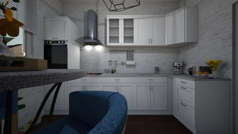 mns ktchn2 - Modern - Kitchen  - by Jessi Bust