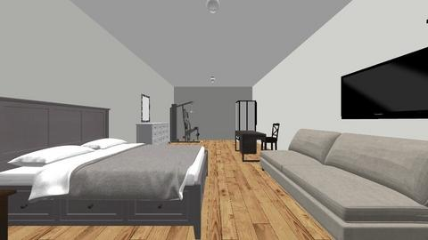 NEIL HABITACION - Classic - Bedroom  - by neileguizabal