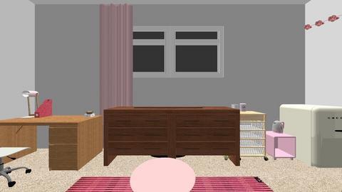 dorm room soroity - Glamour - by hmac33333