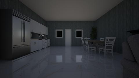 pta opdracht - Living room  - by Kadirakyol033