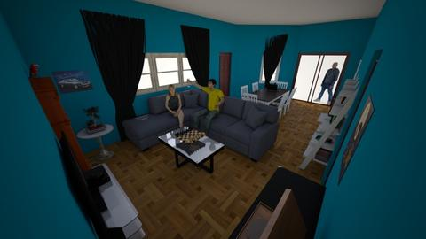 Living Room - Classic - Living room  - by Jugernova30