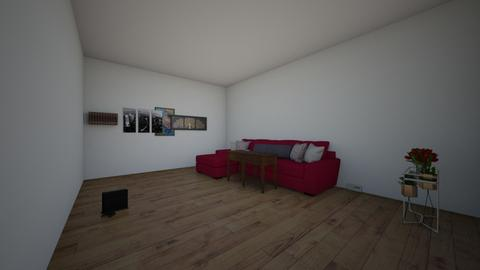 living room 1 - Minimal - Living room  - by dababyletsgooo