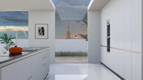 Modern - Kitchen  - by yonvie