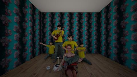 jacob - Feminine - Kids room  - by TKerr