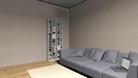 Amanda M - Retro - Living room  - by Pict Cobucci
