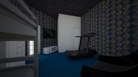 bedroom - Bathroom  - by Sir_Spark