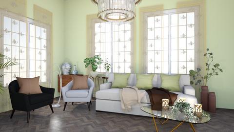 kjo - Living room  - by Lililu