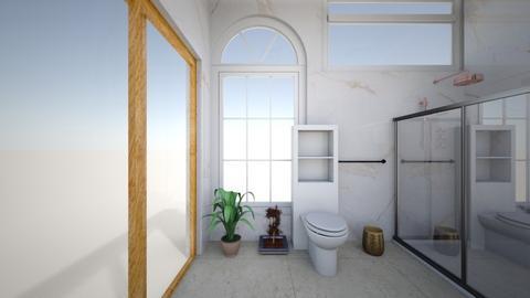 Master Room Bathroom  - Bathroom  - by vynn