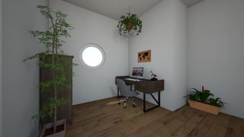 slaapkamer 1 - Bedroom  - by freddd