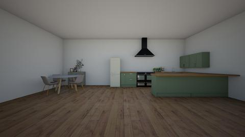 apartment - Living room  - by freewillie