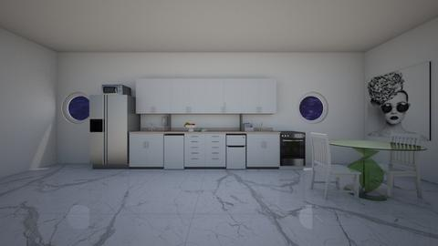 house kitchen - Kitchen  - by lex faye