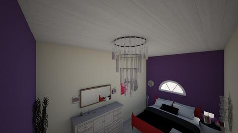 parents bedroom - by thailycruz