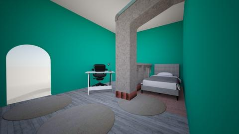 Porch bed room - Bedroom  - by yassssss_boi