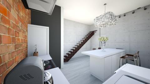 9 - Retro - Kitchen  - by ewcia11115555