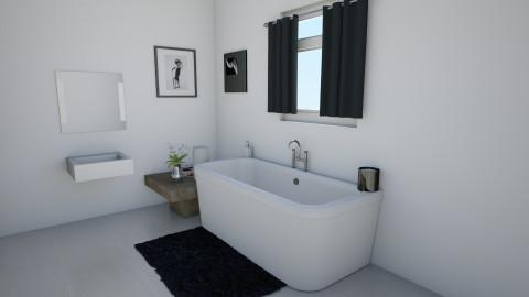 bathroom - Minimal - Bathroom  - by ch_pattie
