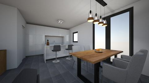 Kitchen2020 - Kitchen - by julianhubbe