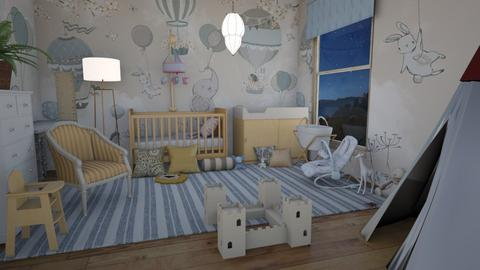 Surprize baby nursery - Kids room  - by rechnaya