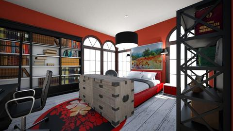 room16 - Bedroom  - by Esmeralda6