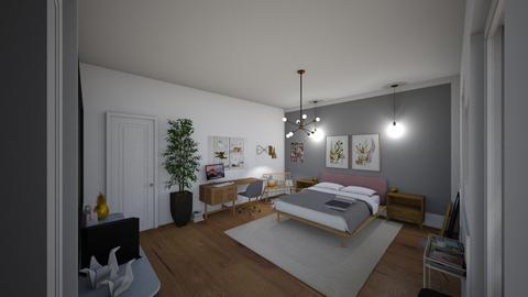 youth - Modern - Bedroom  - by lalalandan