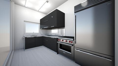 Kitchen GA - Modern - Kitchen  - by Agamanta