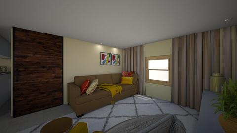 sala 1 - Living room - by PROCIANA