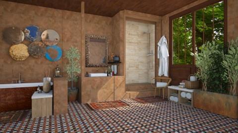Bathroom - Bathroom  - by Joao M Palla