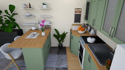 Kitchen - Kitchen - by N723S