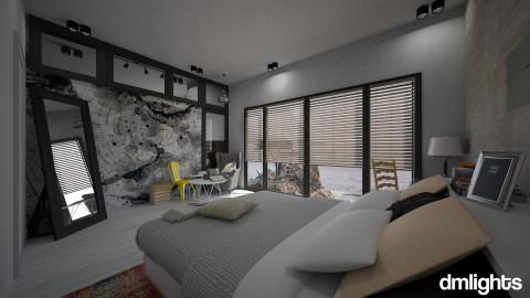 NF114 - Modern - Bedroom  - by DMLights-user-991288