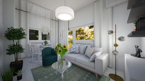 Living - Minimal - Living room  - by anca_iordan
