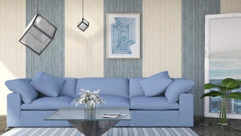 M_Linee - Living room  - by milyca8