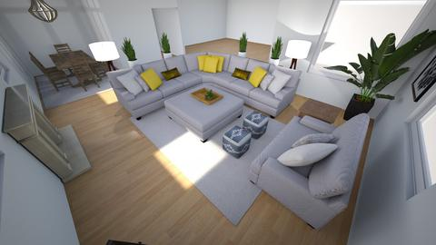 Caldwell Family LS - Living room  - by TheDutchDesigner