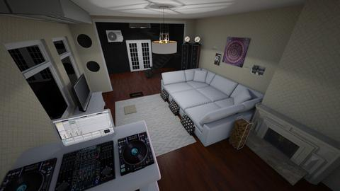 sans - Living room  - by enotbillies