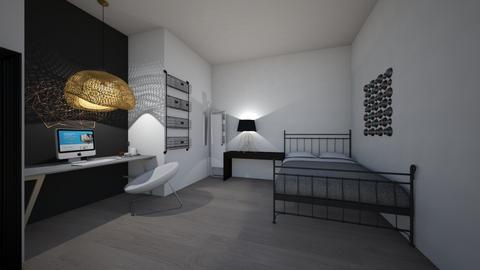 1 - Bedroom  - by jrgerye707