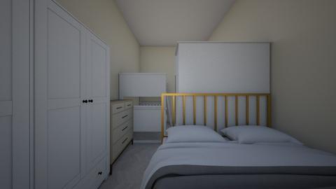 bedroom - Bedroom  - by annapetrenko