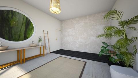 Spanish Bathroom - Bathroom  - by sydpmoore