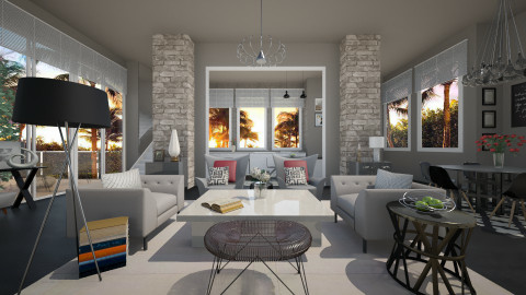You da one - Modern - Living room  - by Lucii