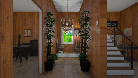 Hall II - Living room  - by DanielFelipe22