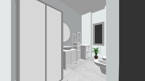 bagno 1 - Bathroom  - by francesca3691