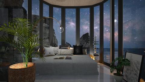 Laura - Bedroom  - by Meghan White