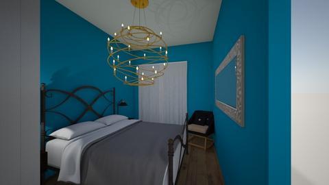 Casa Isa Milano - Bedroom  - by forbi