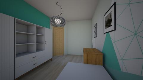 Iwaszkiewicza_Olawa_Just7 - Kids room  - by mbanikzakupy